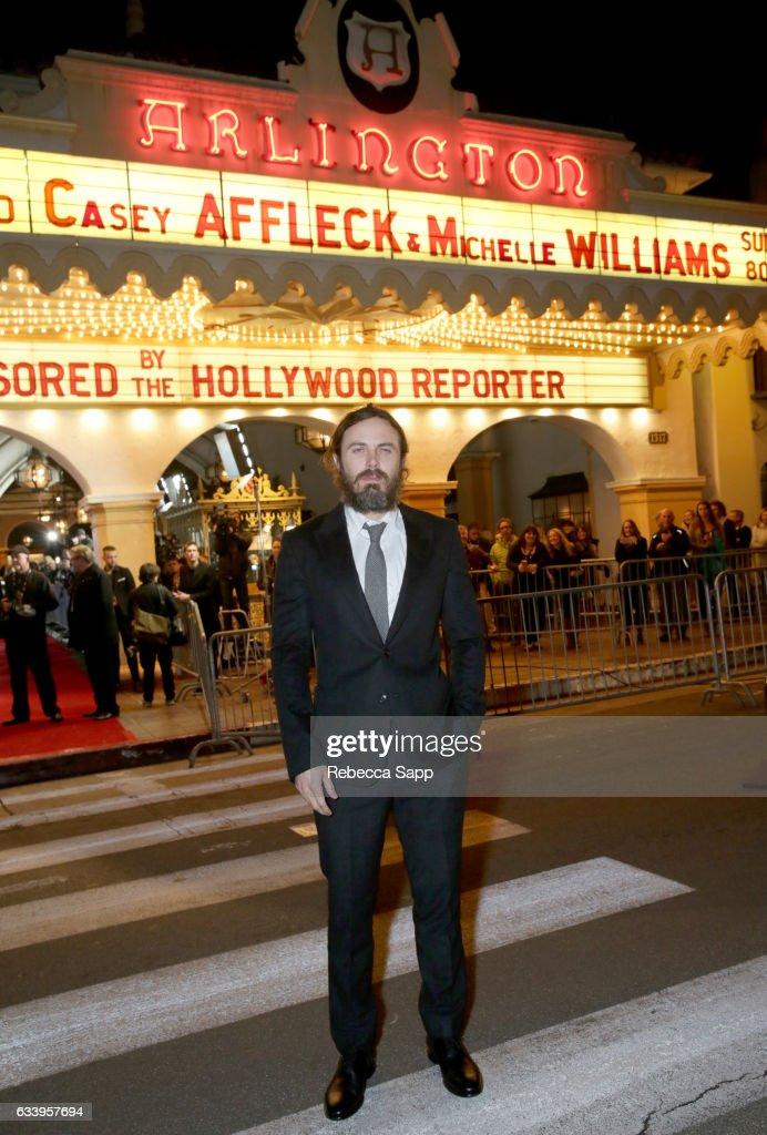 The 32nd Santa Barbara International Film Festival -  Cinema Vanguard Award: Casey Affleck and Michelle Williams