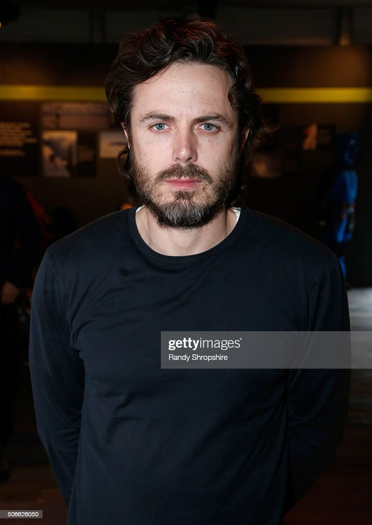 Actor Casey Affleck attends the Eddie Bauer Adventure House during the 2016 Sundance Film Festival at Village at The Lift on January 24, 2016 in Park City, Utah.