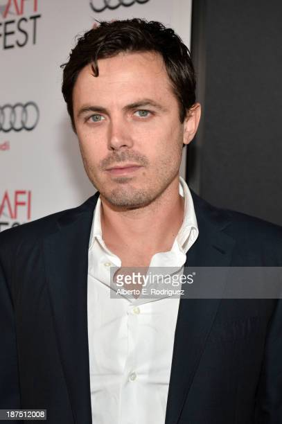 Actor Casey Affleck attends the screening of 'Out of the Furnace' during AFI FEST 2013 presented by Audi at TCL Chinese Theatre on November 9 2013 in...