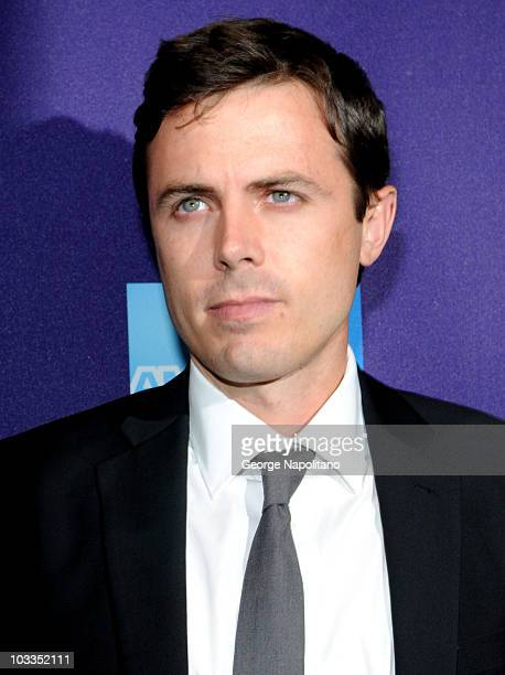 Actor Casey Affleck attends the 'The Killer Inside Me' premiere during the 9th Annual Tribeca Film Festival at the SVA Theater on April 27 2010 in...