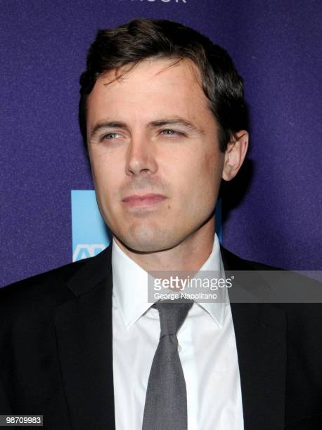 """Actor Casey Affleck attends the """"The Killer Inside Me"""" premiere during the 9th Annual Tribeca Film Festival at the SVA Theater on April 27, 2010 in..."""