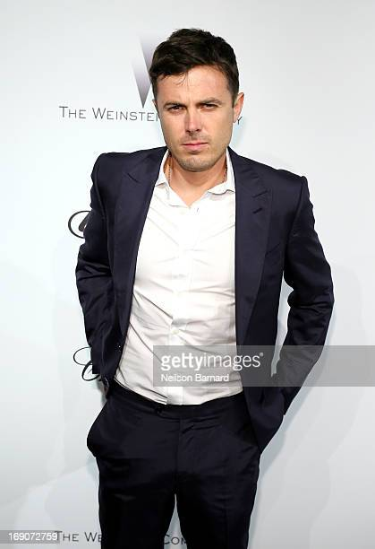 Actor Casey Affleck attends The Weinstein Company Party in Cannes hosted by Lexus and Chopard at Baoli Beach on May 19 2013 in Cannes France