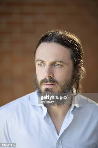 Actor Casey Affleck is photographed for Los Angeles Times on November 12 2016 in Los Angeles California Published Image CREDIT MUST READ Kirk...