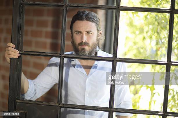 Actor Casey Affleck is photographed for Los Angeles Times on November 12, 2016 in Los Angeles, California. Published Image. CREDIT MUST READ: Kirk...