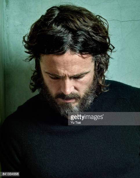 Actor Casey Affleck is photographed for Variety on September 26 2016 in Los Angeles California Published Image