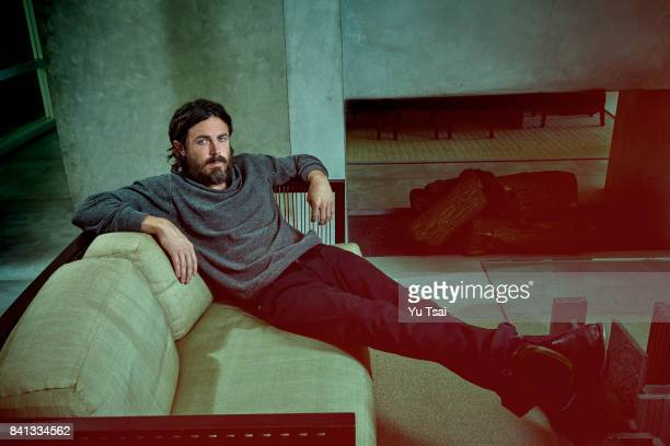 Actor Casey Affleck is photographed for Variety on September 26, 2016 in Los Angeles, California. Published Image.