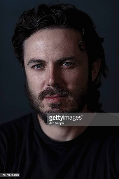 Actor Casey Affleck 'Manchester by the Sea' poses for a portrait at the 2016 Sundance Film Festival on January 24 2016 in Park City Utah