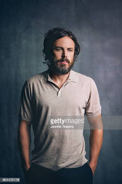 Actor Casey Affleck of 'Manchester by the Sea' poses for a portrait at the Toronto International Film Festival on September 12 2016 in Toronto Ontario