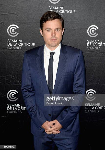 Actor Casey Affleck poses during the 'Ain't Them Bodies Saints' Photocall during The 66th Annual Cannes Film Festival at the Palais des Festivals on...