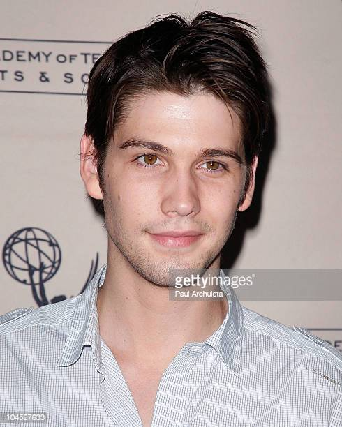 Actor Casey Deidrick arrives at the Academy Of Television's presentation to Celebrate 45 Years Of Days Of Our Lives at Leonard H Goldenson Theatre on...