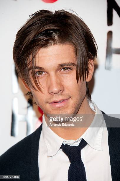 Actor Casey Deidrick arrives at the NOH8 Campaign's 3 Year Anniversary Celebration at House of Blues Sunset Strip on December 13 2011 in West...