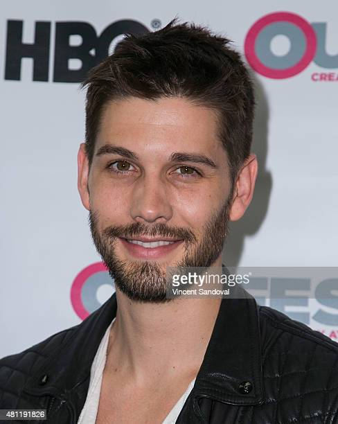 Actor Casey Deidrick attends the Premiere of 20th Century Fox's Naomi Ely's No Kiss List at 2015 Outfest's LGBT Los Angeles Film Festival at The...