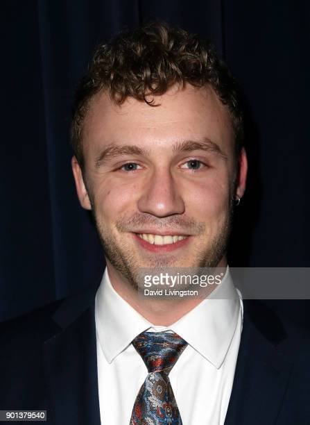 Actor Casey Leach attends a screening of 'A Tale of Two Coreys' at ArcLight Sherman Oaks on January 4 2018 in Sherman Oaks California
