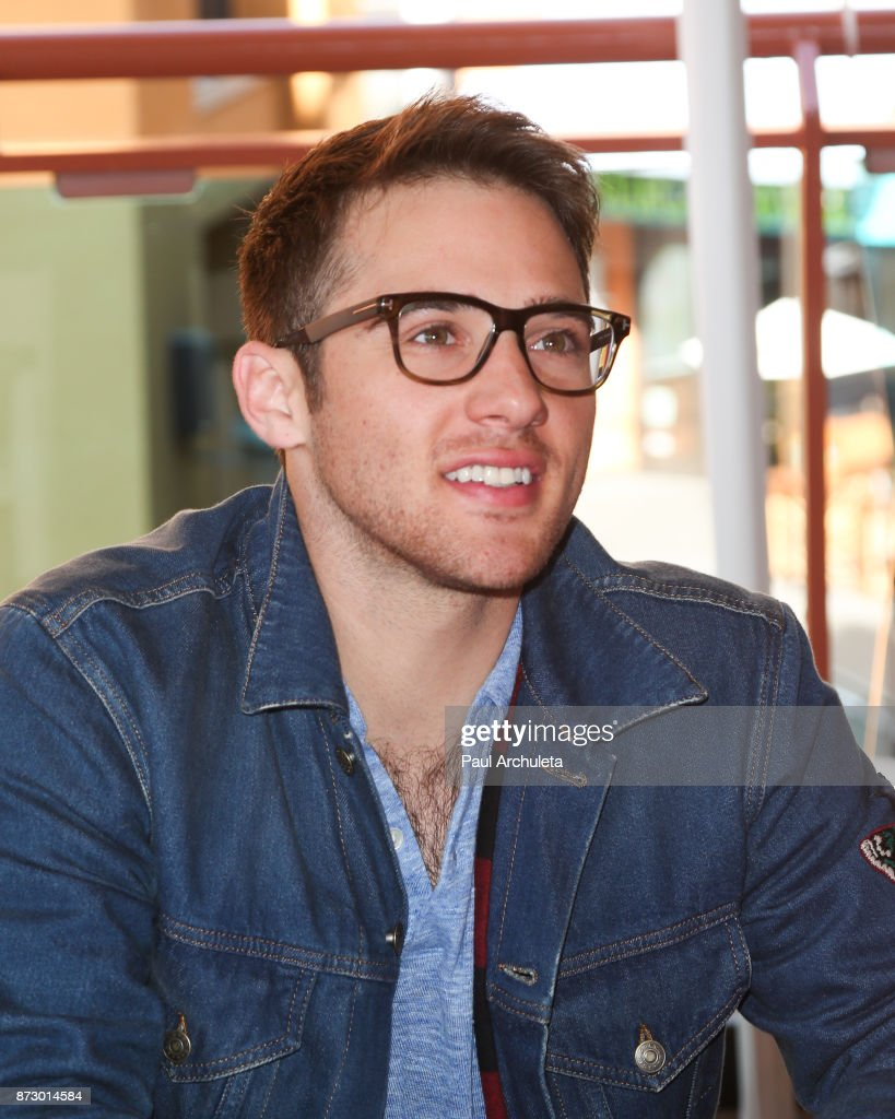 Actor Casey Moss attends the 'Day Of Days' a very special 'Days Of Our Lives' fan event at Universal CityWalk on November 11, 2017 in Universal City, California.