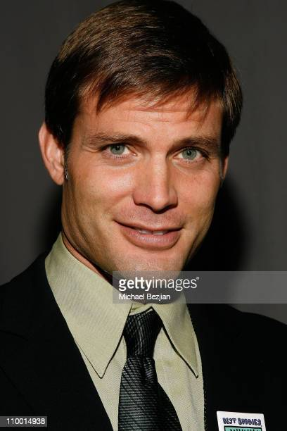 Actor Casper Van Dien at the Access Hollywood Stuff You Must Lounge Presented by On 3 Productions at Sofitel Hotel on January 11 2008 in Beverly...