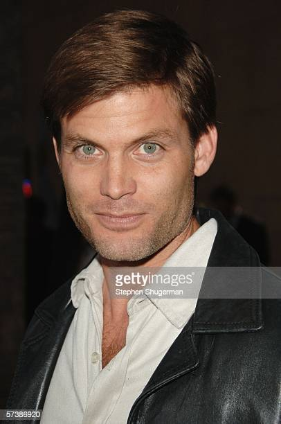 Actor Casper Van Dien attends the premiere of TriStar Pictures' Silent Hill at the Egyptian Theatre on April 20 2006 in Hollywood California