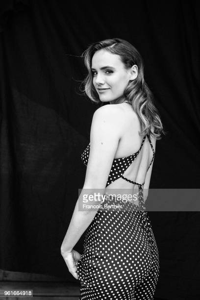 Actor Cassie Howarth is photographed on May 15 2018 in Cannes France