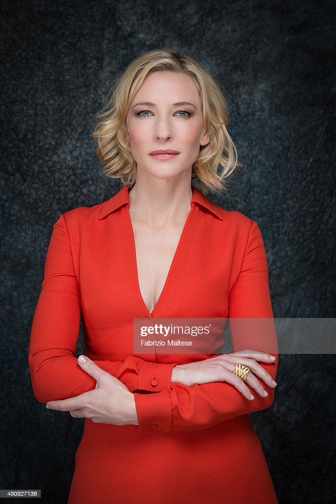 Cate Blanchett, Self assignment, May 16, 2014