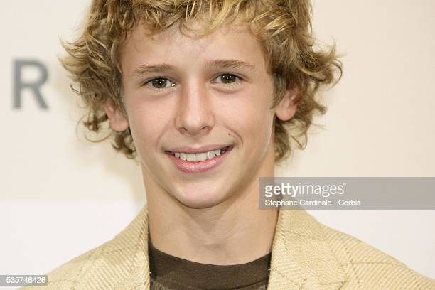 Actor Cayden Boyd at the photocall of 'Have Dreams' during Rome Film Festival