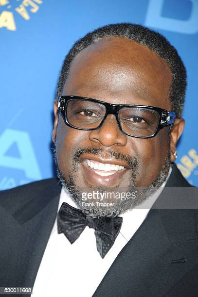 Actor Cedric the Entertainer arrives at the 65th Annual Directors Guild Awards held at the Ray Dolby Ballroom at Hollywood Highland
