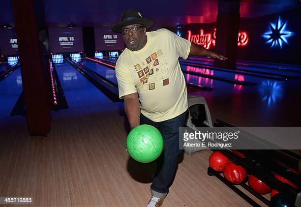 Actor Cedric the Entertainer attend the after party for the premiere of Open Road Films' A Haunted House 2 at on April 16 2014 in Los Angeles...