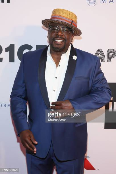 Actor Cedric the Entertainer attends Apollo Spring Gala 2017 at The Apollo Theater on June 12 2017 in New York City