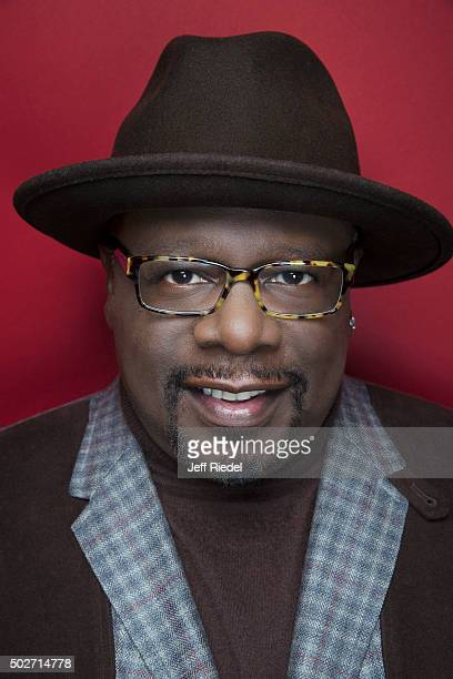 Actor Cedric the Entertainer is photographed for TV Guide Magazine on January 17 2015 in Pasadena California