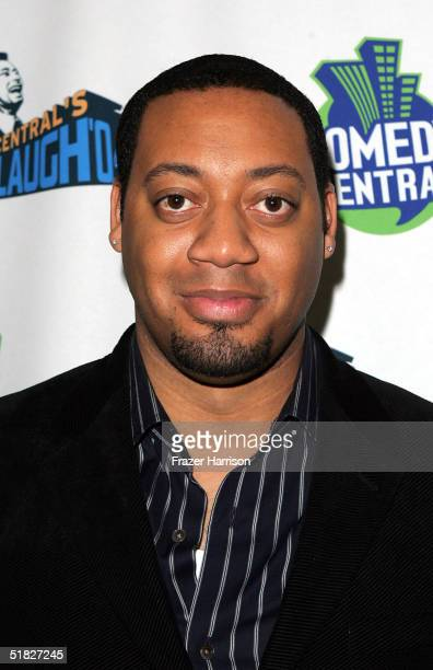 Actor Cedric Yarbrough arrives to Comedy Central's Last Laugh on December 5 2004 at the Orpheum Theater in Los Angeles California Comedy Central's...