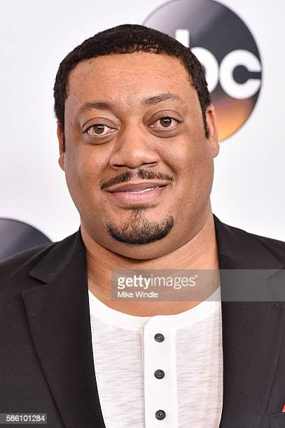 Actor Cedric Yarbrough attends the Disney ABC Television Group TCA Summer Press Tour on August 4 2016 in Beverly Hills California