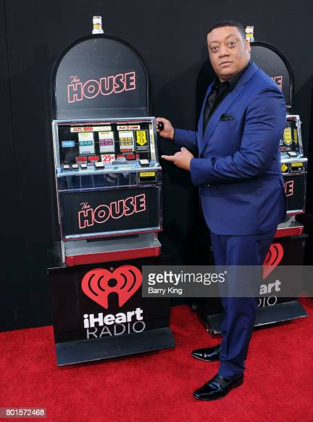 Actor Cedric Yarbrough attends the Los Angeles Premiere of Warner Bros Pictures' 'The House' at TCL Chinese Theatre on June 26 2017 in Hollywood...