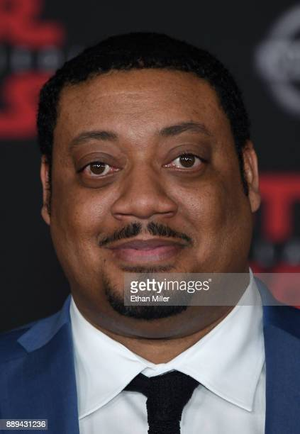 Actor Cedric Yarbrough attends the premiere of Disney Pictures and Lucasfilm's Star Wars The Last Jedi at The Shrine Auditorium on December 9 2017 in...