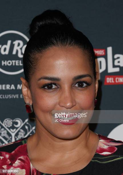 Actor Celines Toribio attends the 5th Annual Premios PLATINO Of Iberoamerican Cinema Nominations Announcement at Hollywood Roosevelt Hotel on March...
