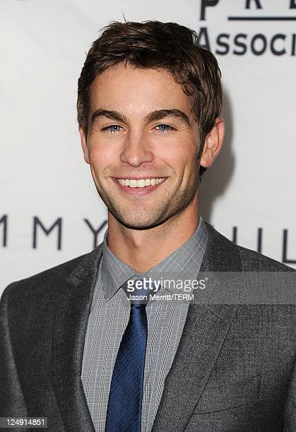 Actor Chace Crawford arrives at the InStyle And The Hollywood Foreign Press Association's Annual Event during the 2011 Toronto International Film...