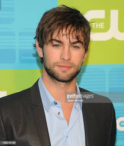 Actor Chace Crawford attends the 2010 The CW Network UpFront at Madison Square Garden on May 20 2010 in New York City