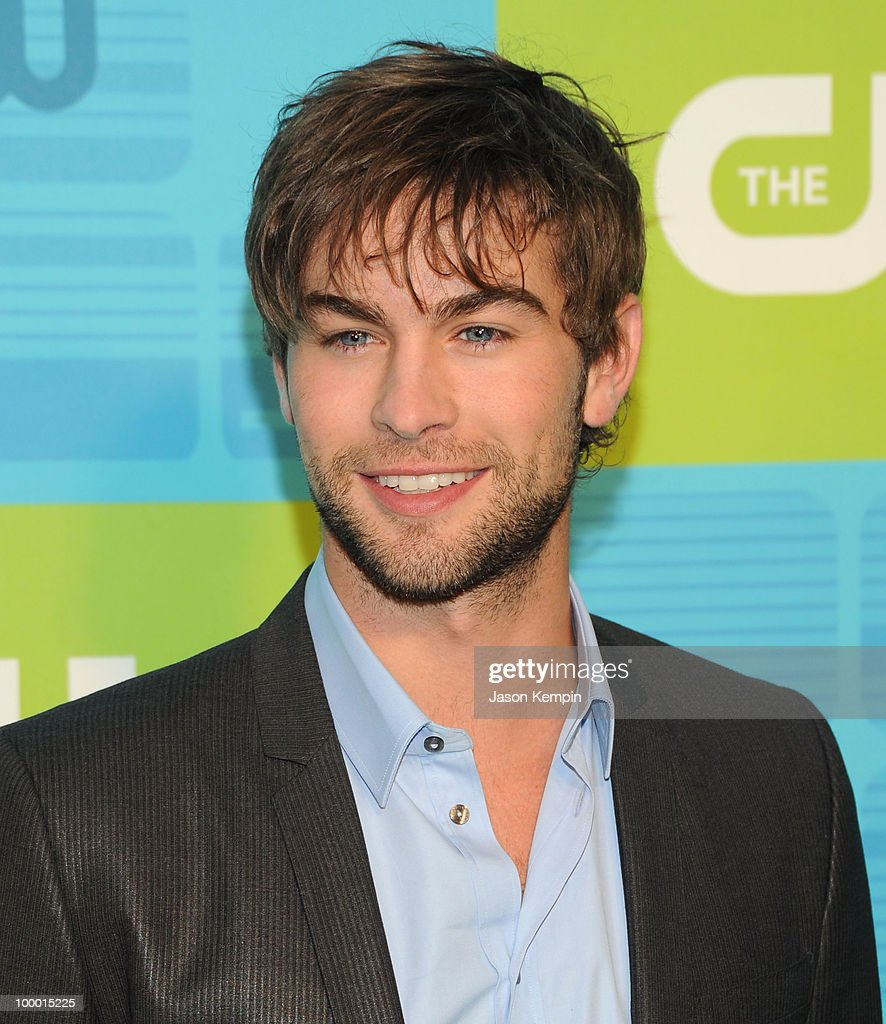 Actor Chace Crawford attends the 2010 The CW Network UpFront at Madison Square Garden on May 20, 2010 in New York City.