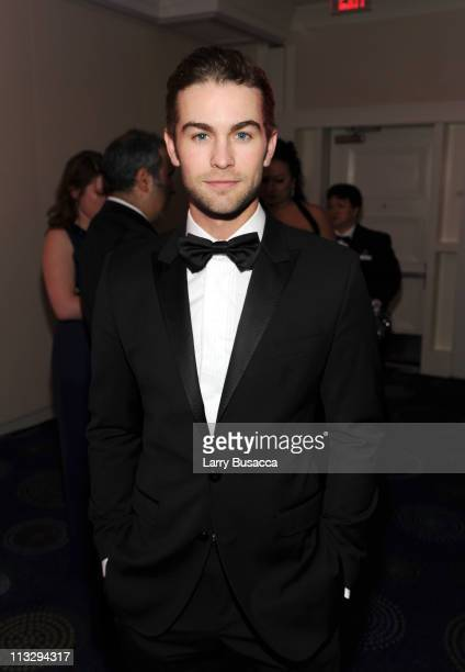 Actor Chace Crawford attends the TIME/CNN/People/Fortune White House Correspondents' dinner cocktail party at the Washington Hilton on April 30 2011...