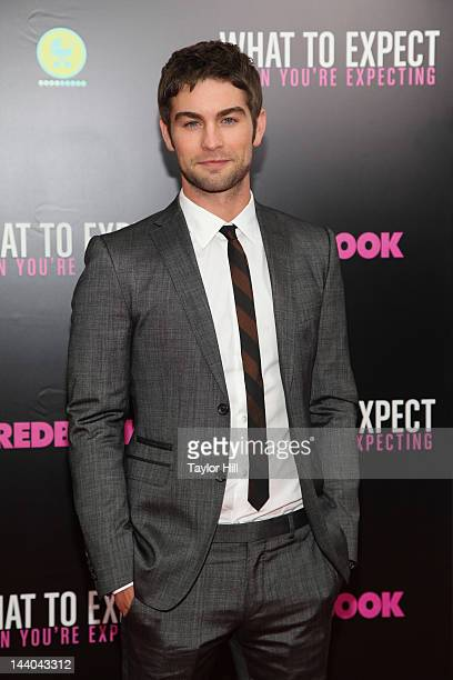 Actor Chace Crawford attends the What To Expect When You're Expecting premiere at AMC Loews Lincoln Square on May 8 2012 in New York City