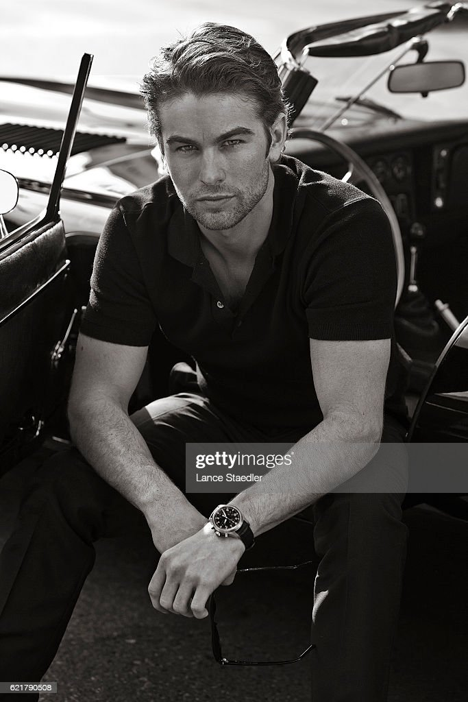 Chace Crawford, Self Assignment, June 2, 2009