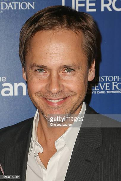 Actor Chad Lowe arrives at the Life Rolls On foundation's 9th annual Night by the Ocean gala at Ritz Carlton Hotel on November 10 2012 in Marina del...