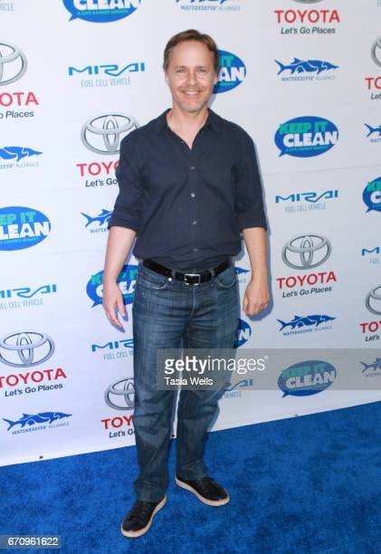 Actor Chad Lowe attends Keep it Clean Live Comedy Benefit for Waterkeeper Alliance at Avalon Hollywood on April 20 2017 in Los Angeles California