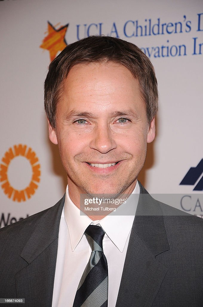 Actor Chad Lowe attends 'The Kaleidescope Ball' benefitting The UCLA Children's Discovery And Innovation Institute at Beverly Hills Hotel on April 17, 2013 in Beverly Hills, California.
