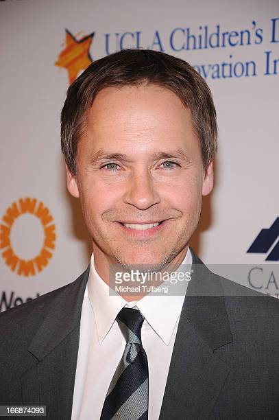 Actor Chad Lowe attends 'The Kaleidescope Ball' benefitting The UCLA Children's Discovery And Innovation Institute at Beverly Hills Hotel on April 17...