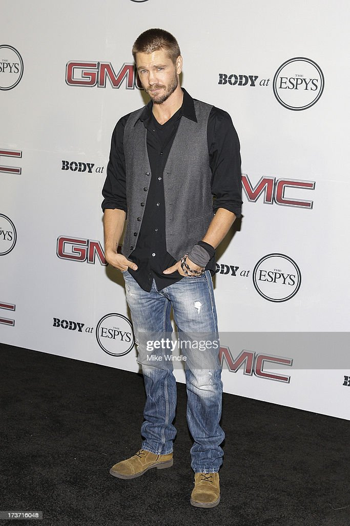 Actor Chad Michael Murray arrives at ESPN the Magazine's 'Body Issue' 5th annual ESPY's event at Lure on July 16, 2013 in Hollywood, California.
