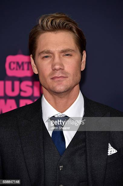 Actor Chad Michael Murray attends the 2016 CMT Music awards at the Bridgestone Arena on June 8 2016 in Nashville Tennessee