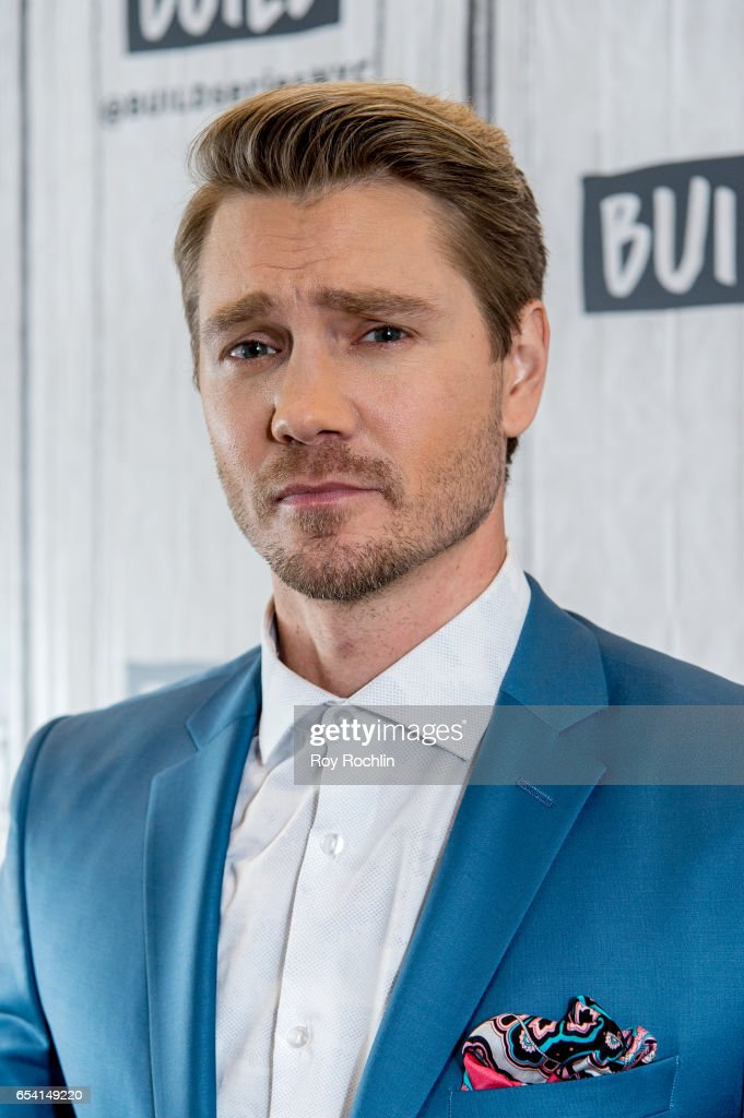 Actor Chad Michael Murray discusses 'Sun Records' with the Build Series at Build Studio on March 16, 2017 in New York City.