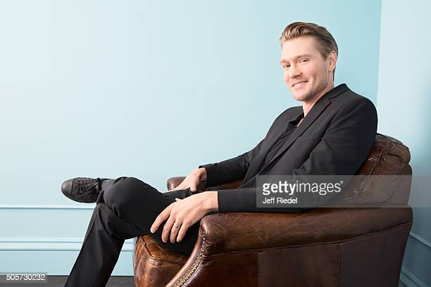Actor Chad Michael Murray is photographed for TV Guide Magazine on January 14 2015 in Pasadena California