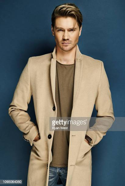 Actor Chad Michael Murray is photographed in January 2017 in Los Angeles California