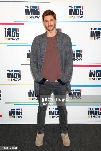 Actor Chad Michael Murray visits 'The IMDb Show' on February 19 2019 in Studio City California This episode of 'The IMDb Show' airs on March 28 2019