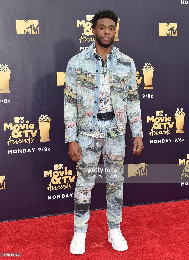 2018 MTV Movie And TV Awards : ニュース写真