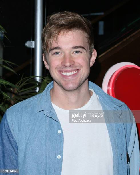 Actor Chandler Massey attends the 'Day Of Days' a very special 'Days Of Our Lives' fan event at Universal CityWalk on November 11 2017 in Universal...
